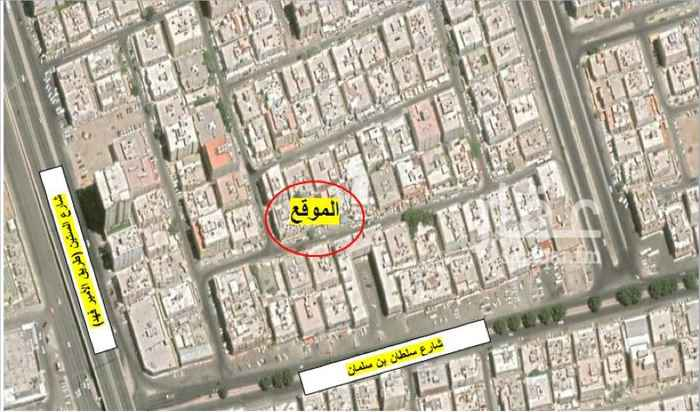عمارة للبيع في شارع قراقر ، حي النزهة ، جدة ، جدة