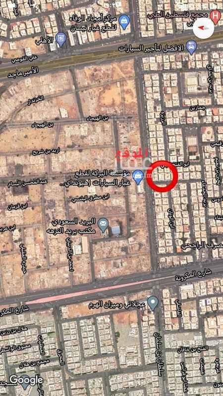 عمارة للبيع في شارع ابو طالب المامون ، حي النزهة ، جدة ، جدة