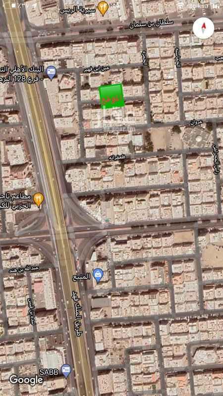 عمارة للبيع في شارع العكرش ، حي النزهة ، جدة ، جدة