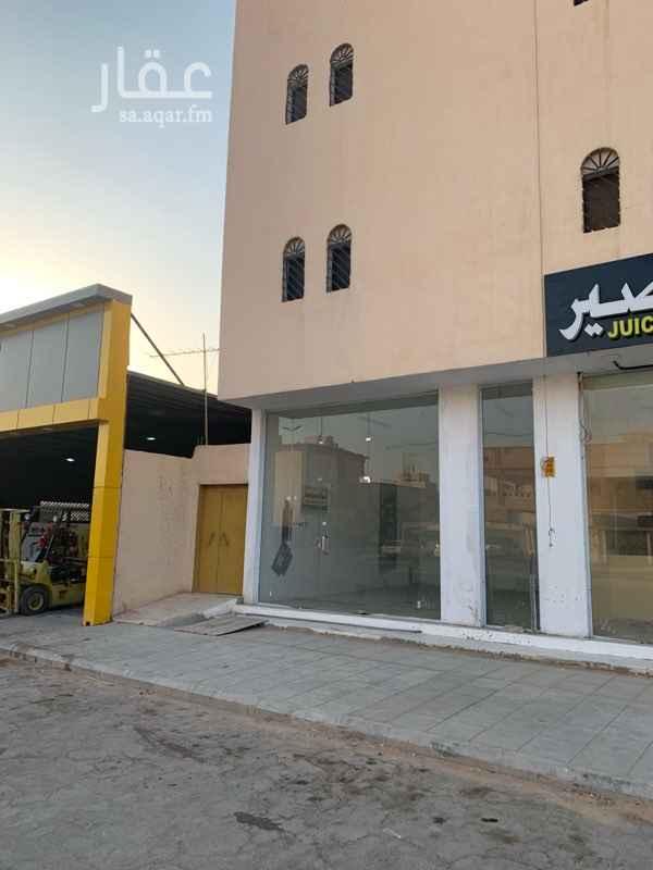 محل للإيجار في شارع الامام محمد بن عبدالوهاب ، حي النهضة ، الخرج