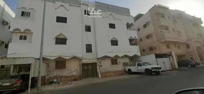 عمارة للبيع في شارع يحيى بن نعيم ، حي النزهة ، جدة ، جدة
