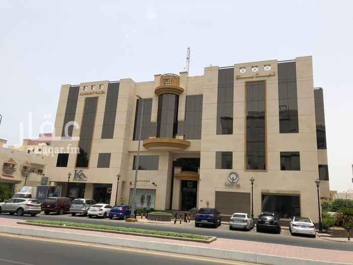 مكتب تجاري للإيجار في شارع سعود الفيصل ، حي الروضة ، جدة