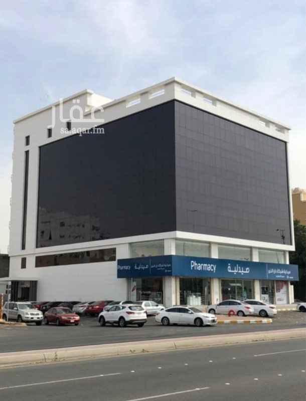 مكتب تجاري للإيجار في طريق المكرونة ، حي الربوة ، جدة ، جدة