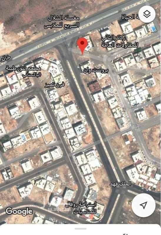 أرض للبيع في شارع خالد بن يزيد بن حارثة ، حي الملك فهد ، المدينة المنورة ، المدينة المنورة