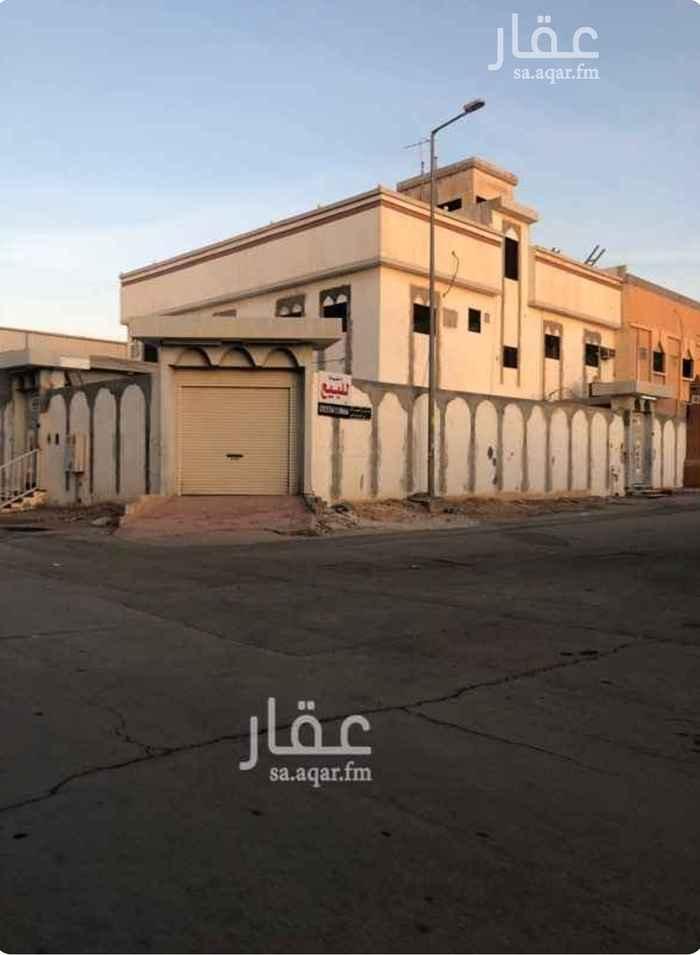 فيلا للبيع في شارع ثابت الجرجاوي ، حي العريجاء الغربية ، الرياض ، الرياض
