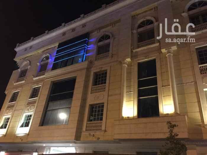 شقة مفروشة في شارع سعد ابو عائشة ، حي الجمعة ، المدينة المنورة ، المدينة المنورة