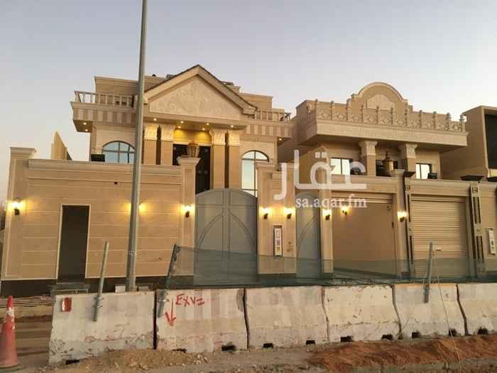 فيلا للبيع في طريق صلبوخ ، حي حطين ، الرياض ، الرياض