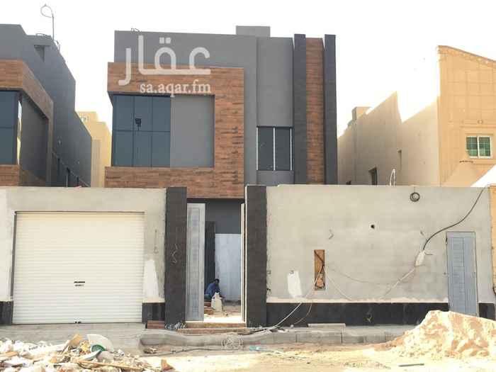 فيلا للبيع في شارع وادي الاحمد ، حي الصحافة ، الرياض ، الرياض