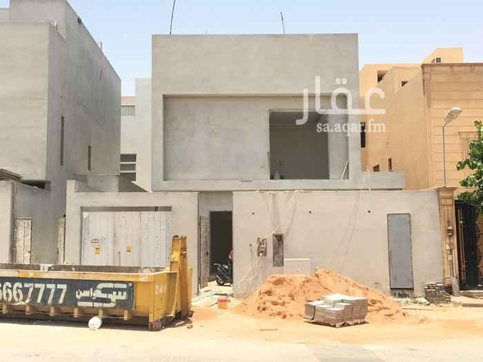 فيلا للبيع في شارع الحصير ، حي الملقا ، الرياض ، الرياض