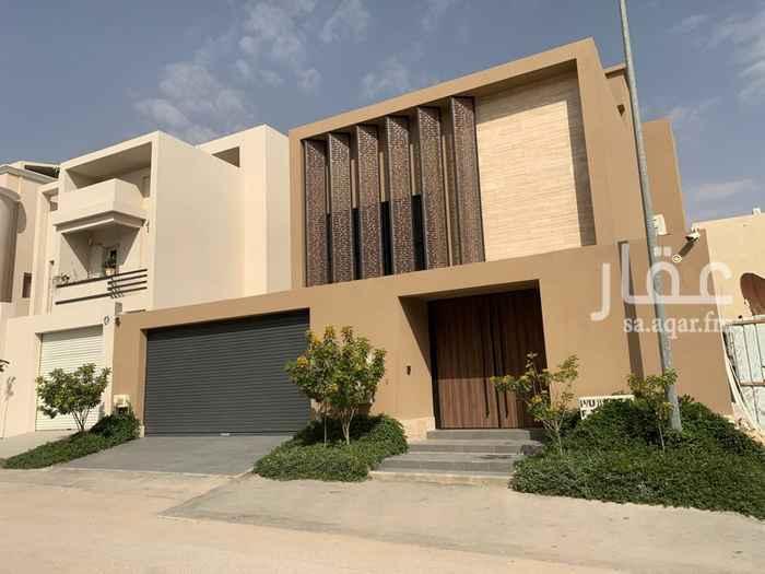 فيلا للبيع في شارع عبدالرحمن بن ثابت بن الصامت ، حي عرقة ، الرياض