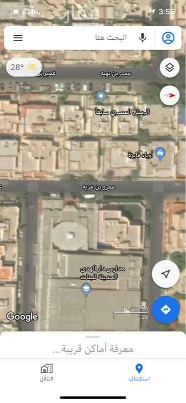 فيلا للبيع في شارع عمرو بن عزيه ، حي الزهراء ، جدة ، جدة