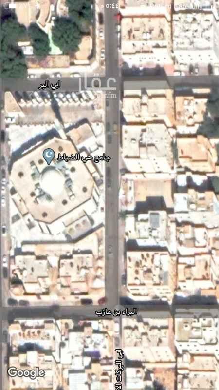 أرض للبيع في شارع ابي البركات الانصاري ، حي الضباط ، الرياض ، الرياض