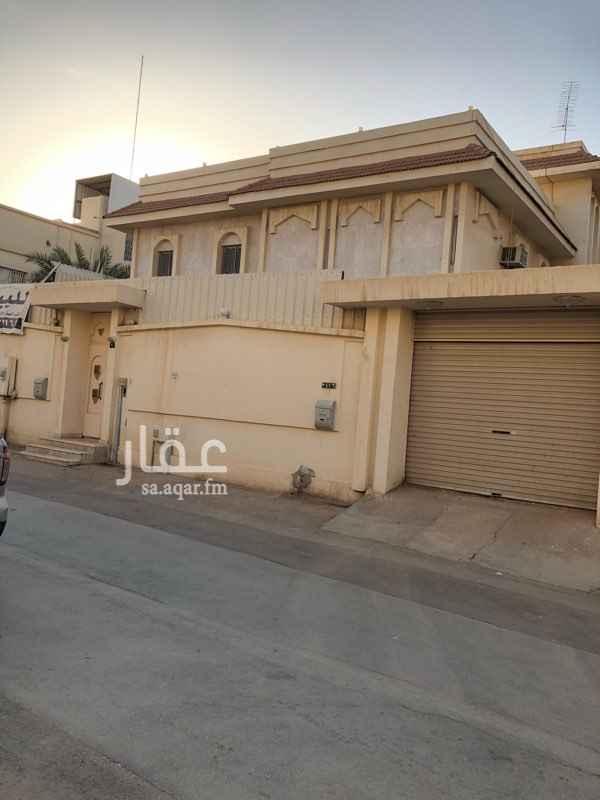 فيلا للبيع في شارع ابي السعادات المبارك ، حي الملك فهد ، الرياض