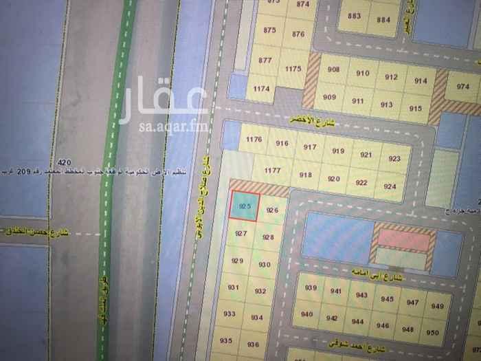 أرض للبيع في طريق الملك فهد 1420919 تطبيق عقار