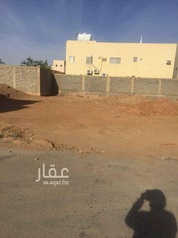 أرض للبيع في حي الملك عبدالله ، المجمعة ، المجمعة