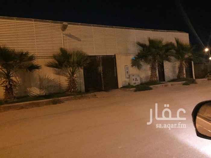استراحة للبيع في طريق الأمير خالد بن بندر بن عبدالعزيز ، حي النرجس ، الرياض ، الرياض