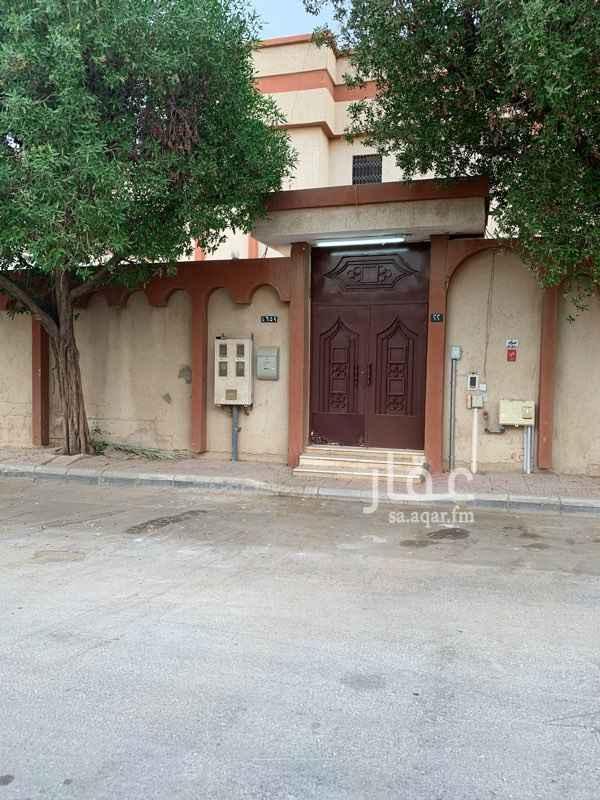 دور للإيجار في شارع محمد بن خطاب ، حي السويدي الغربي ، الرياض