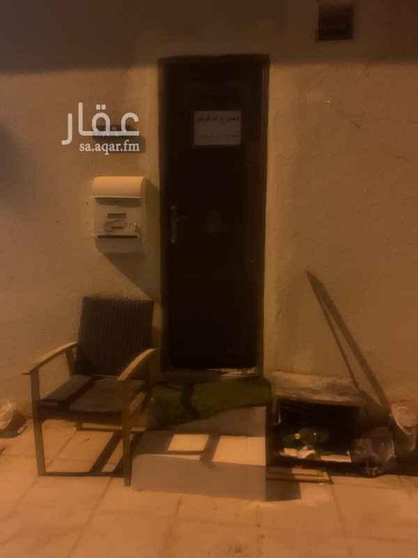 غرفة للإيجار في شارع ابن قنبر ، حي شبرا ، الرياض ، الرياض