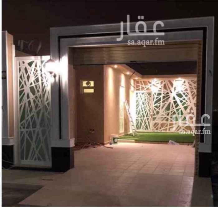 استراحة للإيجار في شارع جبريل بن جميل ، حي النرجس ، الرياض ، الرياض