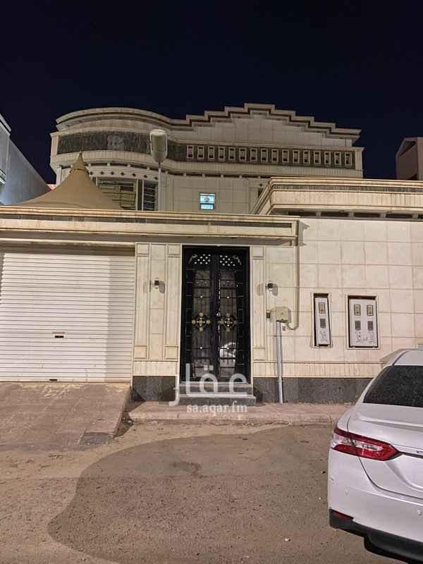 دور للإيجار في شارع علي ابو نمي ، حي الرمال ، الرياض