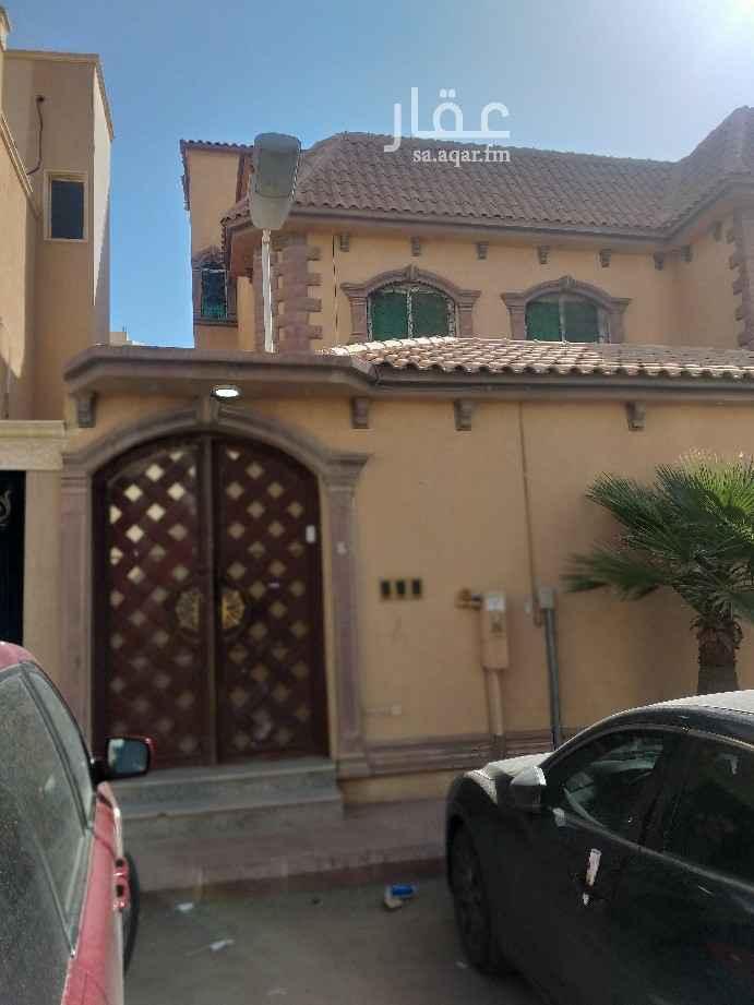 شقة للإيجار في شارع محمد بن العماد ، حي عرقة ، الرياض