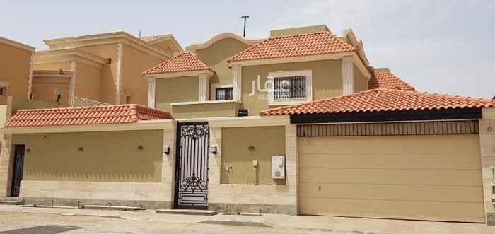 فيلا للإيجار في شارع الرماده ، حي الخزامى ، الرياض