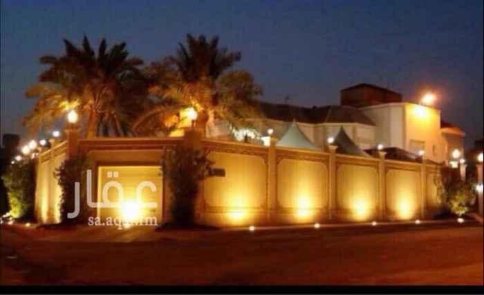 فيلا للبيع في شارع الغمد ، حي ظهرة لبن ، الرياض ، الرياض