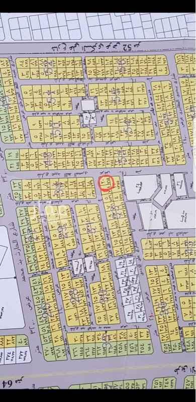 أرض للبيع في شارع حريت بن مخش ، حي الرانوناء ، المدينة المنورة ، المدينة المنورة