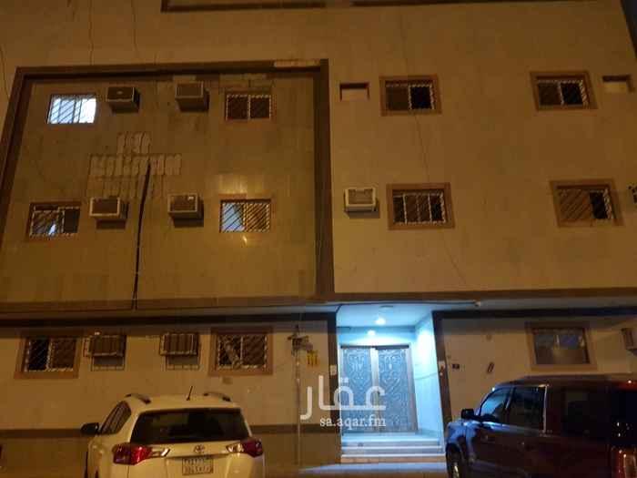 شقة للإيجار في شارع قلوة ، حي بدر ، الرياض