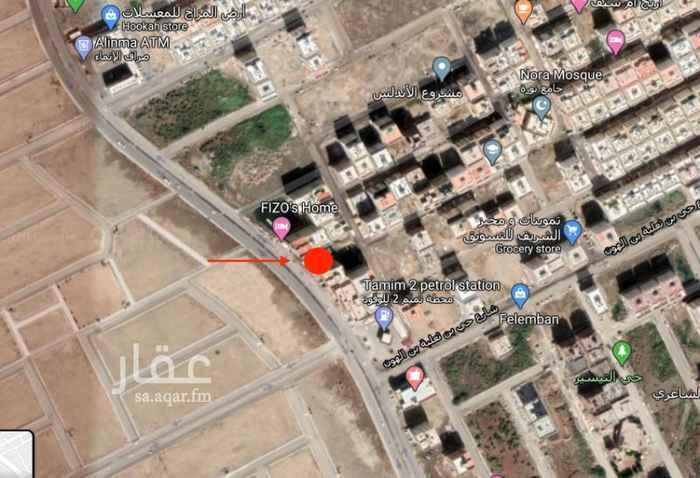أرض للإيجار في جدة ، حي مريخ ، جدة