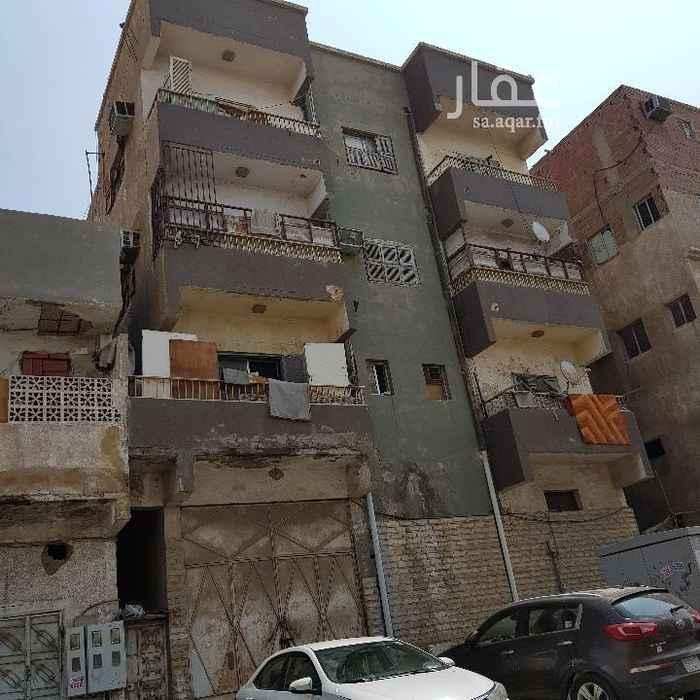 عمارة للبيع في شارع القويعيه ، حي النزلة اليمانية ، جدة