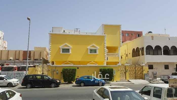 دور للإيجار في شارع محمد زيدان ، حي النعيم ، جدة