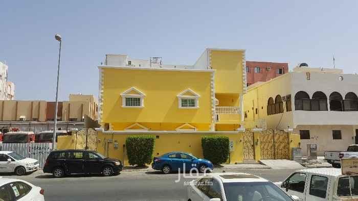 دور للإيجار في شارع محمد زيدان ، حي النعيم ، جدة ، جدة