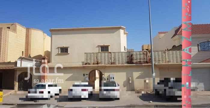 فيلا للبيع في شارع حواريه ، حي الحزم ، الرياض ، الرياض
