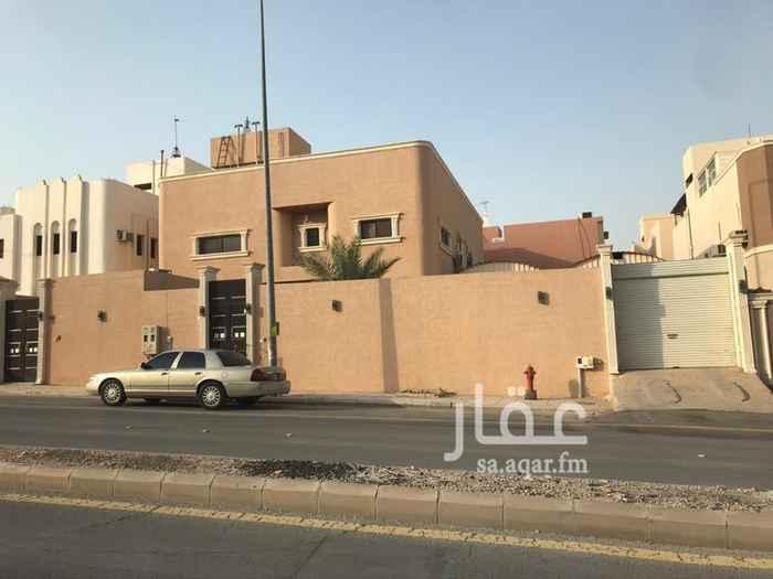 فيلا للبيع في شارع النابغة الجعدي ، حي الشفا ، الرياض ، الرياض