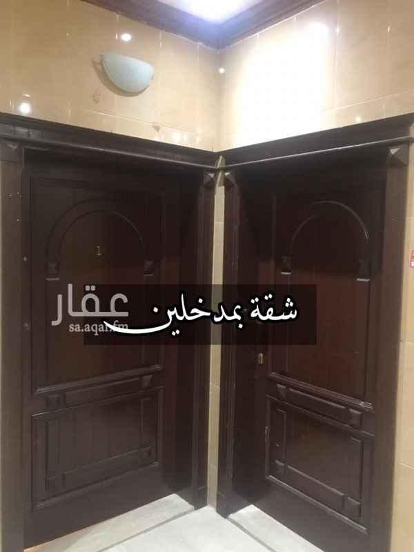 شقة للإيجار في شارع سعيد البصري ، حي المروة ، جدة