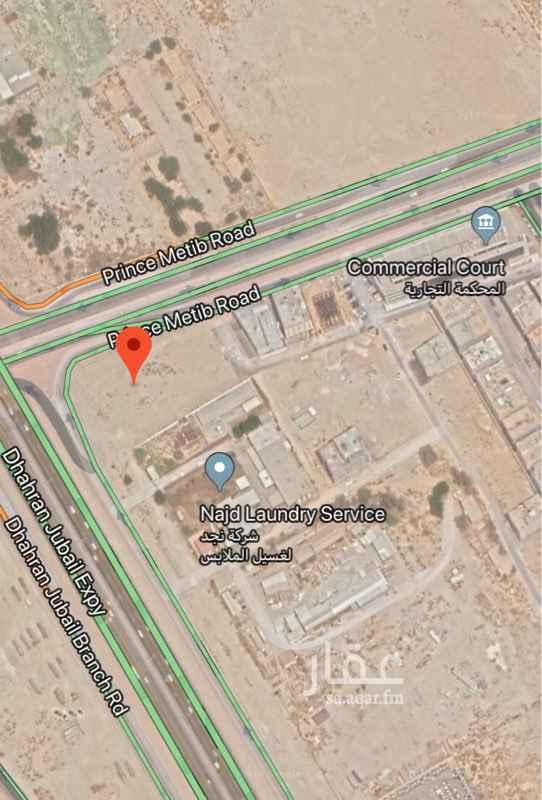 أرض للبيع في طريق الظهران الجبيل السريع ، حي هجر ، الظهران ، الدمام