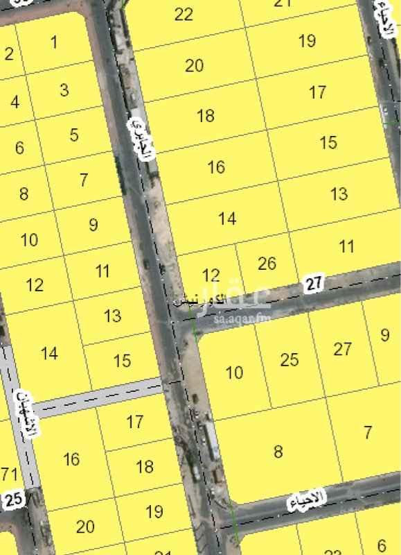أرض للبيع في شارع الجابري ، حي الكورنيش ، الخبر ، الخبر
