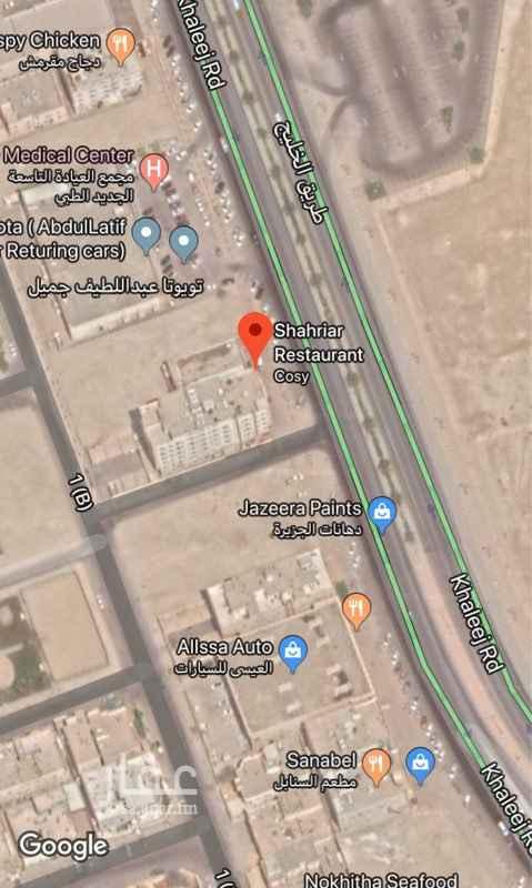 أرض للبيع في طريق الخليج ، حي المحمدية ، الدمام ، الدمام