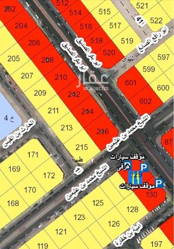 أرض للبيع في شارع 1 ا ، حي طيبة ، الدمام ، الدمام