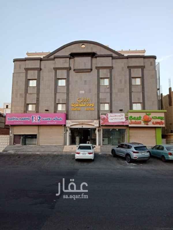 عمارة للإيجار في شارع أبي ربيعة الربعي ، حي السامر ، جدة ، جدة
