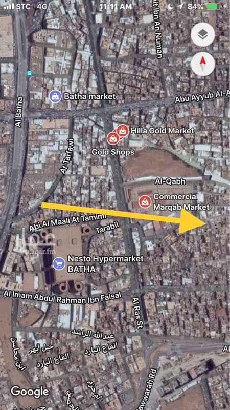 شقة للإيجار في شارع ابن السيوفي ، حي المرقب ، الرياض