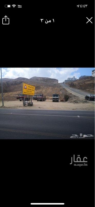أرض للإيجار في طريق ال يوسف ، أبها ، أبهــــا