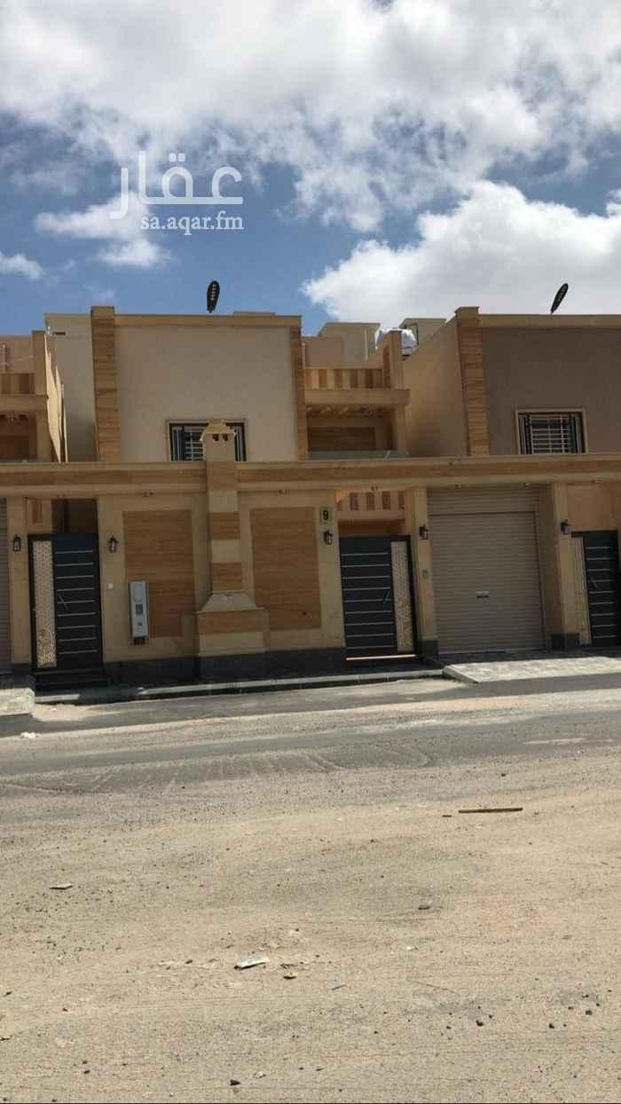 فيلا للبيع في شارع سعد بن معاذ ، حي طويق ، الرياض ، الرياض