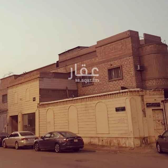عمارة للبيع في شارع فاطمة الزهراء ، حي جرير ، الرياض ، الرياض