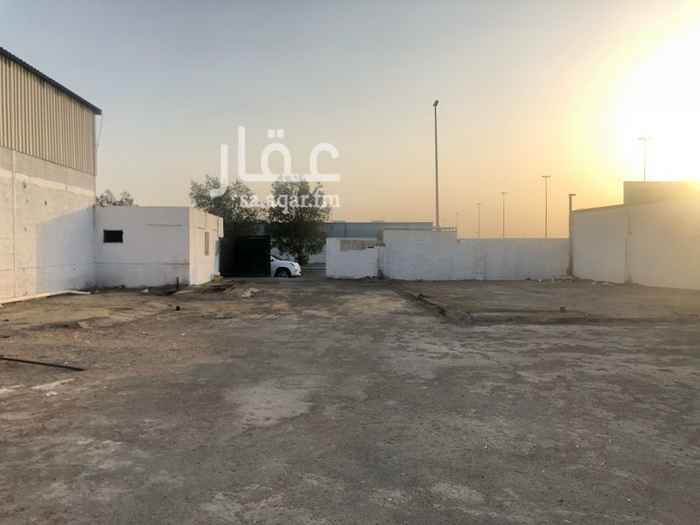 أرض للإيجار في شارع صالح بن ابراهيم الزهري ، حي المنار ، جدة