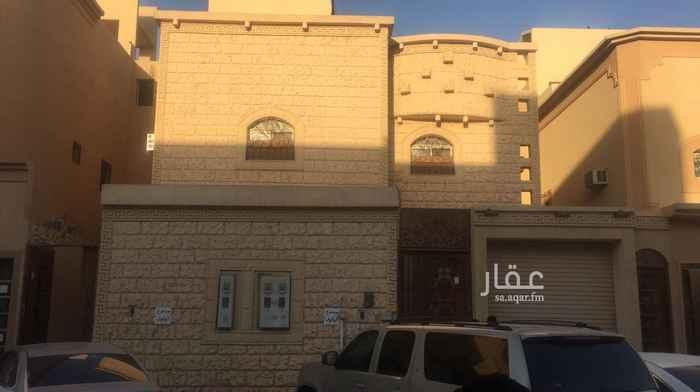 فيلا للبيع في شارع النضر بن عبدالجبار ، حي السعادة ، الرياض ، الرياض