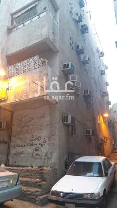 عمارة للإيجار في حي الحجون ، مكة