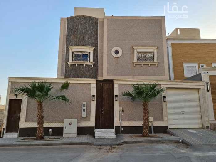 فيلا للإيجار في شارع الشيخ ابراهيم بن محمد آل الشيخ ، حي النرجس ، الرياض ، الرياض