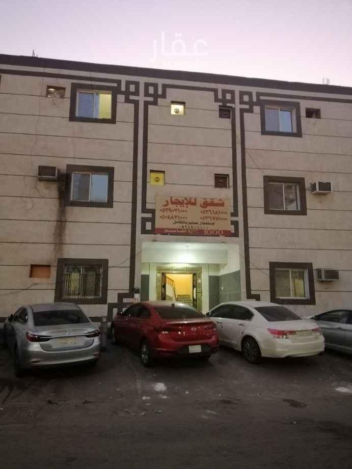 شقة للإيجار في شارع ابن خطيب زمدكا ، حي الصفا ، جدة ، جدة